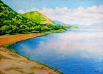 Obras de arte:  : Ecuador : Manabi :  : Represa Poza Honda