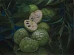 Obras de arte: Europa : España : Andalucía_Granada : almunecar : frutas tropicales