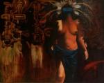 Obras de arte: America : México : Puebla : Puebla_Puebla : kinich ahau