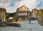 Obras de arte: Europa : España : Euskadi_Bizkaia : Bilbao : CASA ENCANTO