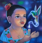 Obras de arte: America : México : Quintana_Roo : cancun : Luz pura.