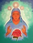 Obras de arte: America : México : Quintana_Roo : cancun : Madre Cosmica