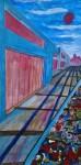 "Obras de arte: Europa : España : Catalunya_Barcelona :  : "" perspectiva obliqua """