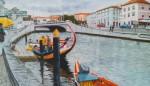 Obras de arte: Europa : España : Euskadi_Bizkaia : Bilbao : LA VENECIA PORTUGUESA
