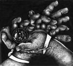 Obras de arte: America : México : Tabasco : Villahermosa : Una manita