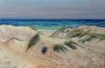 Obras de arte: Europa : España : Andalucía_Cádiz : San_Fernando : Playa de Camposoto.