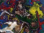 Obras de arte: Europa : España : Catalunya_Barcelona : Castelldefels : Paisaje