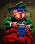Obras de arte: America : Cuba : Ciudad_de_La_Habana :  : Brainwashing 6