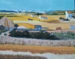 Obras de arte:  : Argentina : Buenos_Aires : san_antonio_de_areco : El campo de Van Gogh