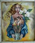 Obras de arte: Europa : España : Comunidad_Valenciana_Castellón : castellon_ciudad : Pigmalión
