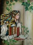 Obras de arte: Europa : España : Comunidad_Valenciana_Castellón : castellon_ciudad : La lectora