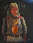 Obras de arte: Europa : España : Comunidad_Valenciana_Castellón : castellon_ciudad : La noche antes de la batalla