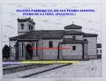 Obras de arte:  : España : Castilla_y_León_Palencia : palencia : IGLESIA DE SANTIAGO APOSTOL