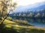 Obras de arte: Europa : España : Catalunya_Tarragona : Cambrils : llac de l'torrasa