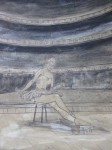 Obras de arte: America : Brasil : Rio_de_Janeiro : Barra_da_Tijuca : BAILARINA NO MUNICIPAL