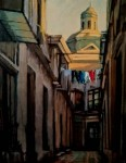 Obras de arte:  : Argentina : Buenos_Aires :  : PASAJE PORTEÑO