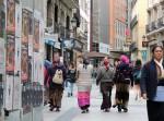 Obras de arte: Europa : España : Madrid : Madrid_ciudad : Repartiendo Suerte