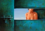 Obras de arte: Europa : España : Catalunya_Barcelona : Sitges : Descubriéndote