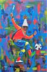 """Obras de arte:  : Panamá : Panama-region : albrook : El Ni#o Barreconto"""""""