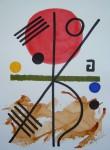 Obras de arte:  : España : Catalunya_Barcelona : Barcelona : LINEA Y COLOR-12
