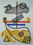Obras de arte:  : España : Catalunya_Barcelona : Barcelona : LINEA Y COLOR-13