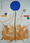 Obras de arte:  : España : Catalunya_Barcelona : Barcelona : LINEA Y COLOR-14