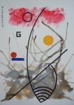 Obras de arte:  : España : Catalunya_Barcelona : Barcelona : LINEA Y COLOR-15