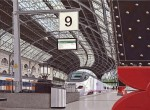 Obras de arte:  : España : Catalunya_Barcelona : Barcelona : Platform number nine