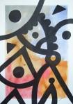 Obras de arte:  : España : Catalunya_Barcelona : Barcelona : ABSTRACCION-1