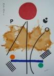 Obras de arte:  : España : Catalunya_Barcelona : Barcelona : ABSTRACCION-11