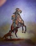 Obras de arte:  : Chile : Maule :  : Furia de Perro
