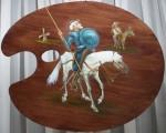 Obras de arte:  : Chile : Maule :  : Quijote de la Mancha