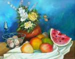 Obras de arte: America : Venezuela : Tachira : san_cristóbal : Cesta de huevos