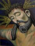 Obras de arte: America : Venezuela : Tachira : san_cristóbal : Cristo del Rostro Sereno