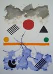 Obras de arte:  : España : Catalunya_Barcelona : Barcelona : ABSTRACCION-20