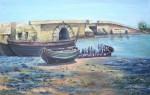 Obras de arte: Europa : España : Andalucía_Cádiz : San_Fernando : Puente zuazo.