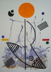 Obras de arte:  : España : Catalunya_Barcelona : Barcelona : ABSTRACCION-27
