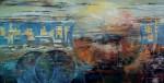 Obras de arte: America : Colombia : Santander_colombia : Bucaramanga : Luna LLena