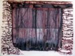 Obras de arte:  : España : Galicia_Pontevedra : Cangas :  ensoñaciones de portón