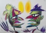 Obras de arte: Europa : Espa�a : Andaluc�a_Sevilla : Sevilla-ciudad : CONTERTULIOS ANTE DOS SOLES
