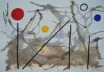 Obras de arte:  : España : Catalunya_Barcelona : Barcelona : IMPROVISACION(LINEA Y COLOR)-10