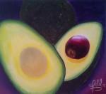 Obras de arte:  : Panamá : Panama-region : albrook : Aguacate