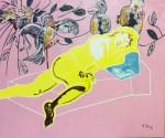 Obras de arte: Europa : Francia : Nord-Pas-de-Calais : LONGUENESSE : Le rêve