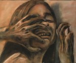 Obras de arte: Europa : España : Catalunya_Tarragona :  : La sombra de la violencia