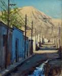 """Obras de arte:  : Argentina : Buenos_Aires :  : """"CALLECITA DE TILCARA"""""""