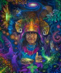 Obras de arte: America : Perú : Huanuco :  : Mother Medicine