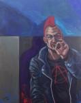 Obras de arte: America : Argentina : Buenos_Aires :  : Punk
