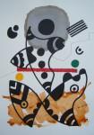 Obras de arte:  : España : Catalunya_Barcelona : Barcelona : DURANTE LA TARDE