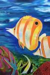 Obras de arte:  : Panamá : Panama-region : albrook : Acuario