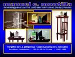 Obras de arte:  : Panamá : Chiriqui : David : TIEMPO DE LA MEMORIA: VINDICACIÓN DEL OSCURO